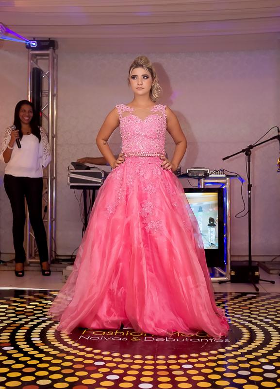 Debutante Fashion Model