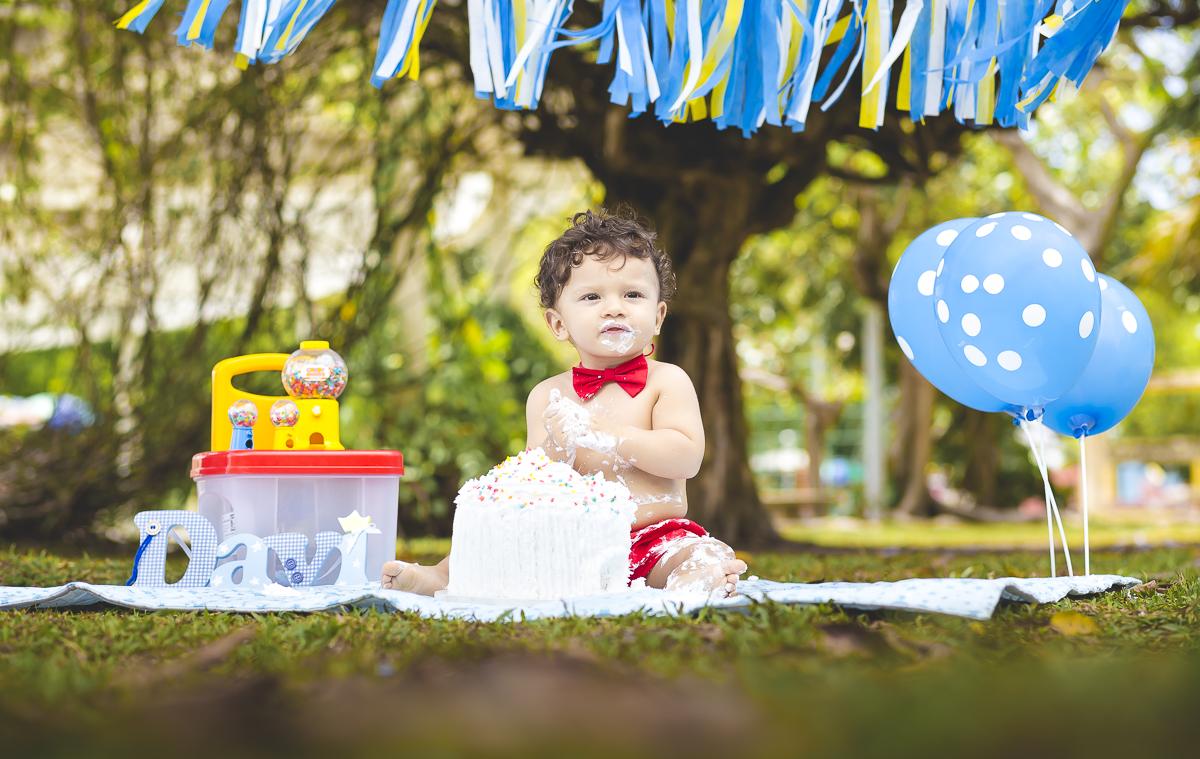Smash the Cake na Lagoa RJ