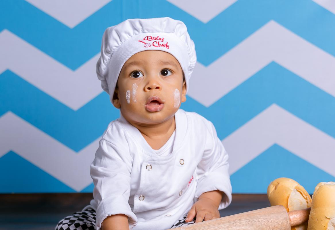 Foto infantil Realengo