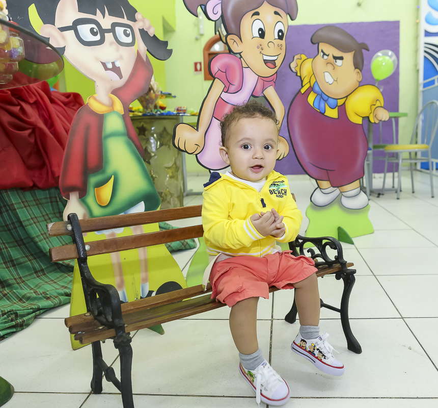 Festa Infantil Zona Norte RJ