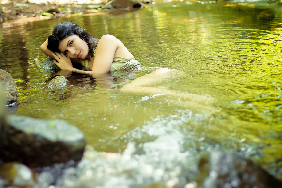 Águas e seus mistérios