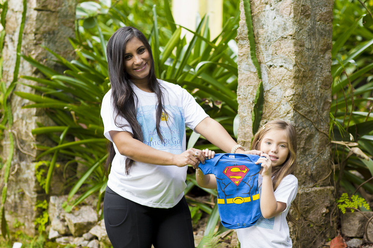 Roupa do mini Super-Man