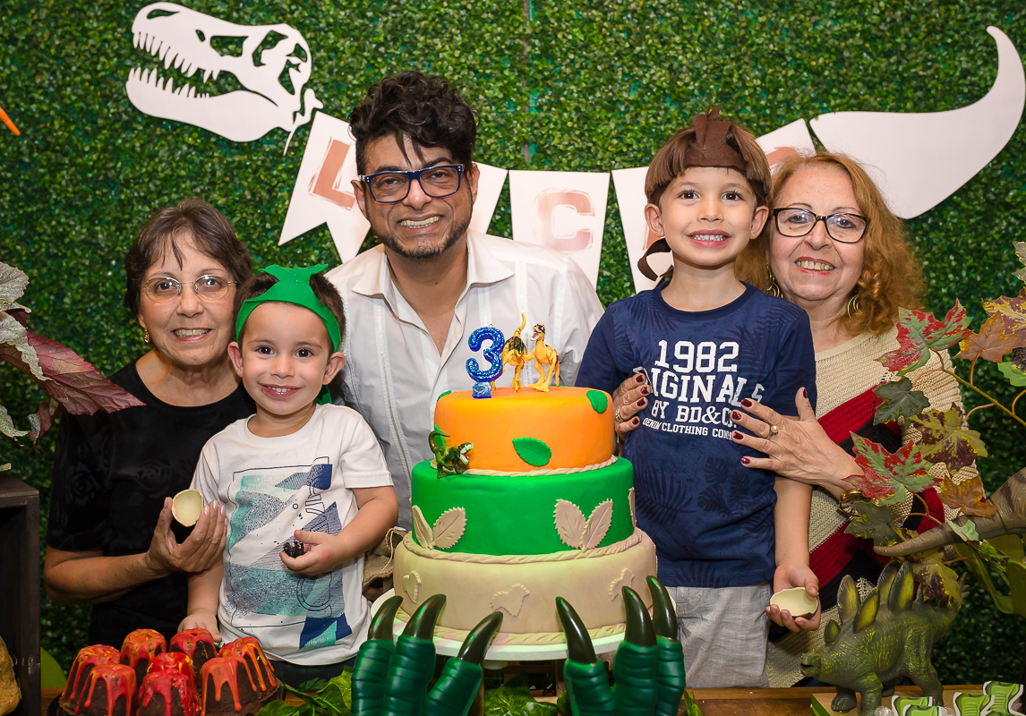 Festa Infantil Dinoddauro