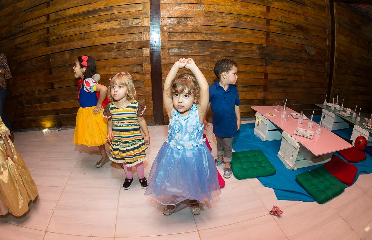 Ballet da princesa