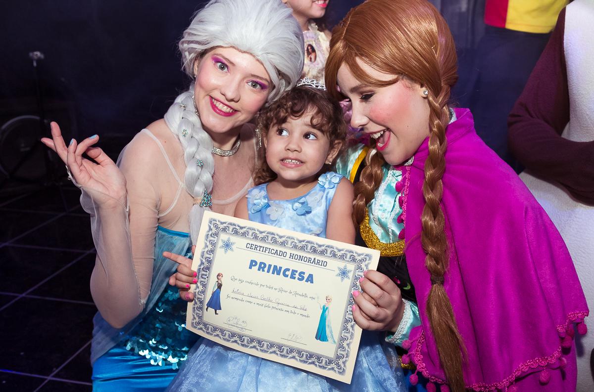 Certifica da Princesunha letícia