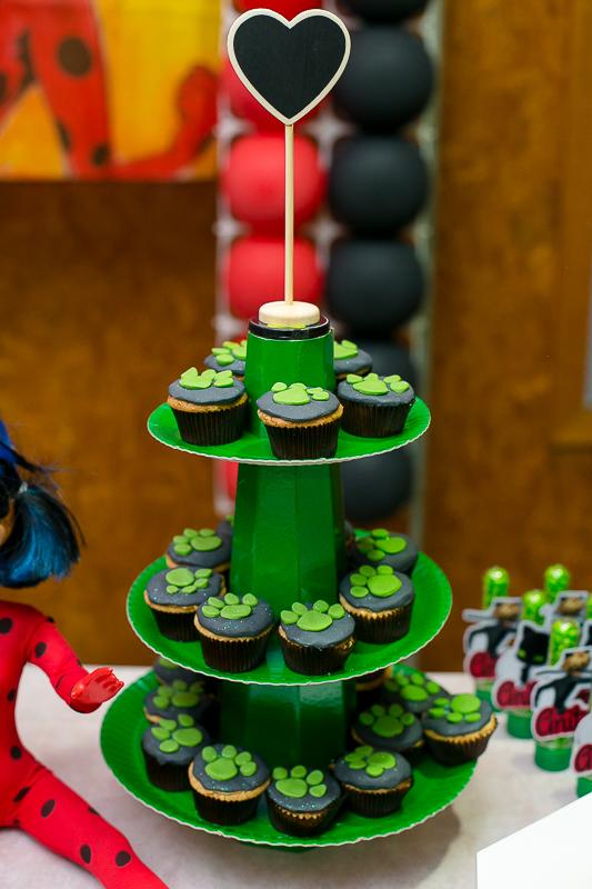 Cupcakes da Ladybug