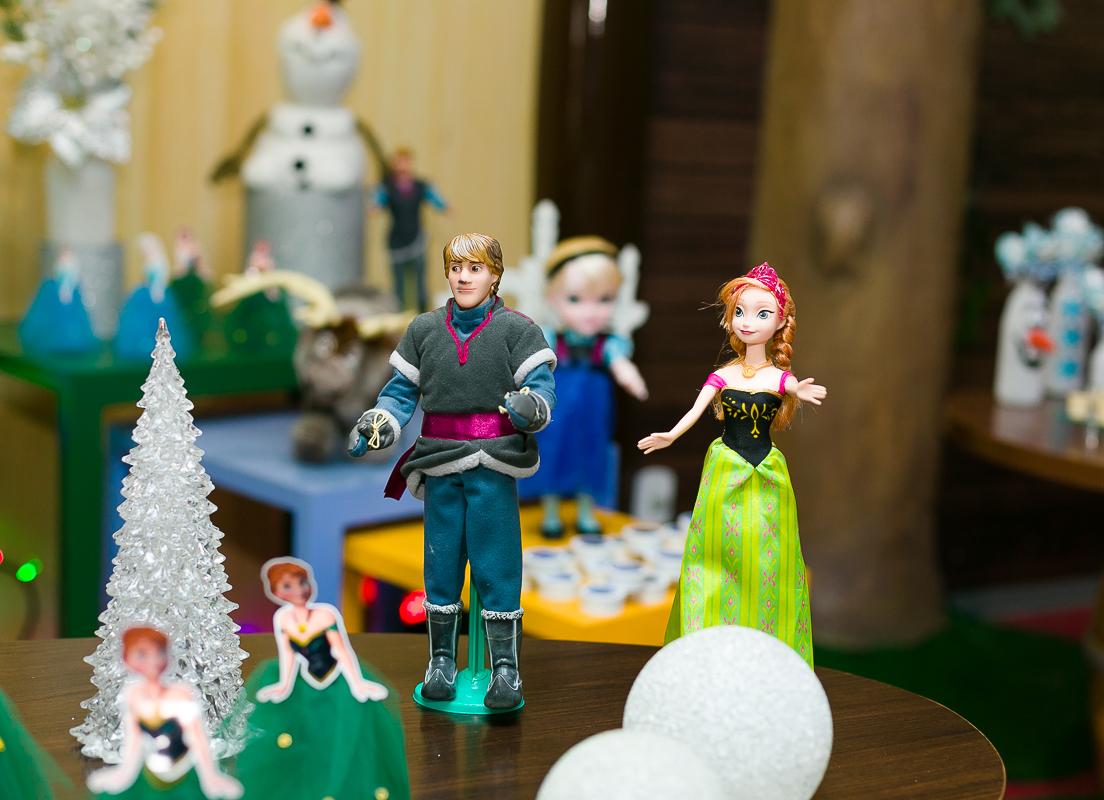 Personagens Frozen