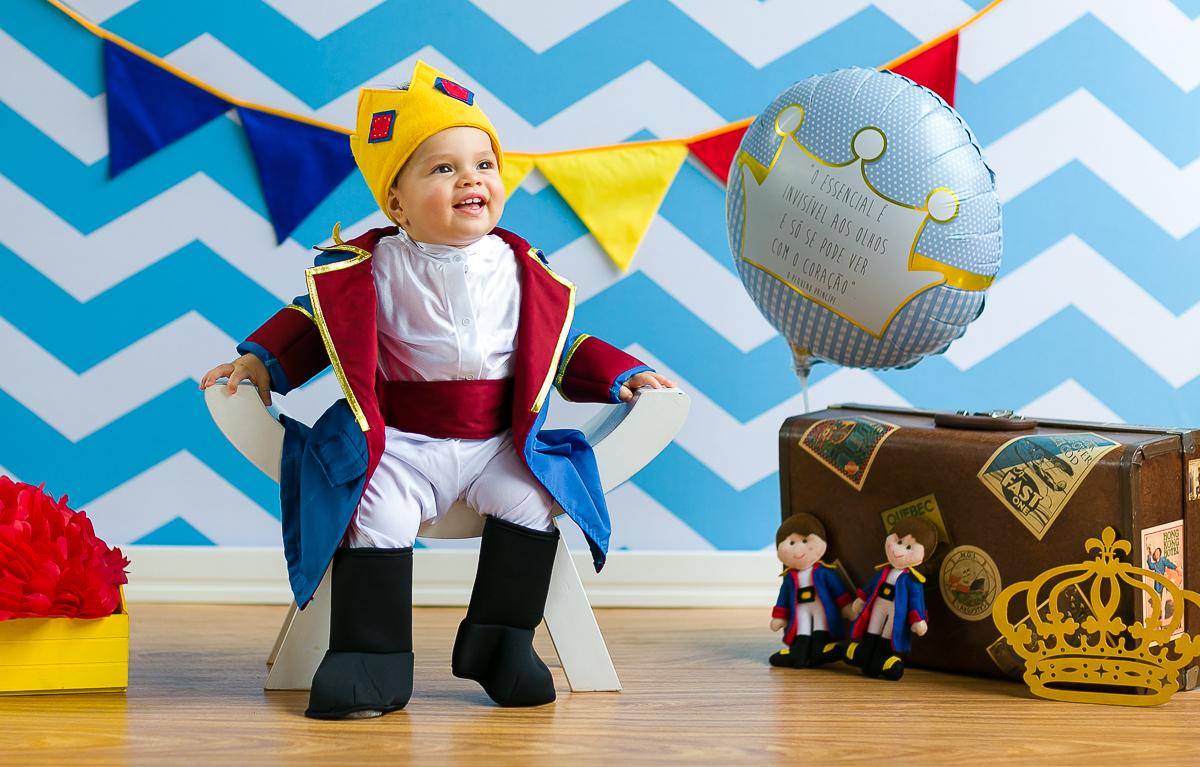 Pequeno Príncipe Heitor