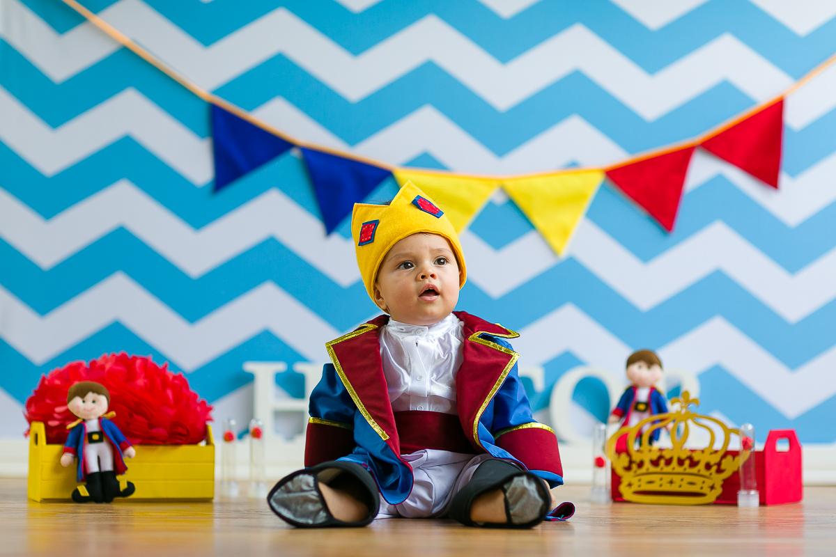 Pequeno Príncipe Ensaio