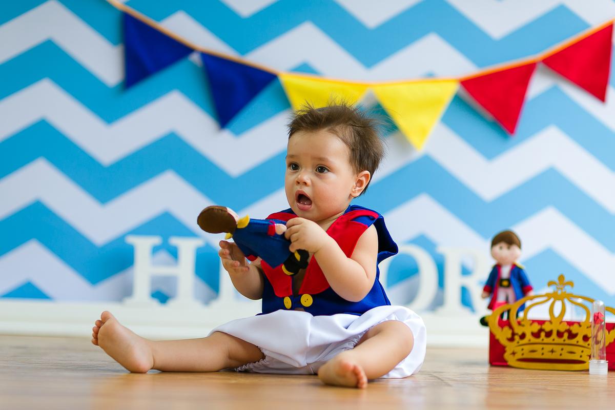 Boneco Feltro Pequeno Príncipe