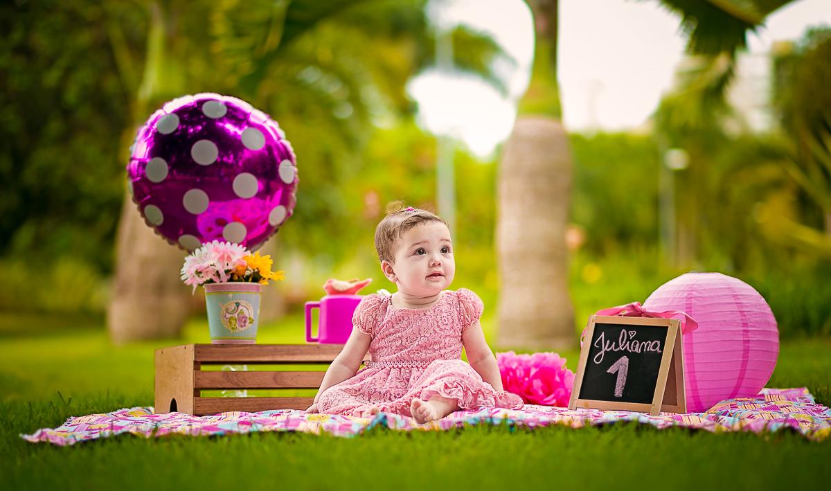 Ensaio infantil 11 meses