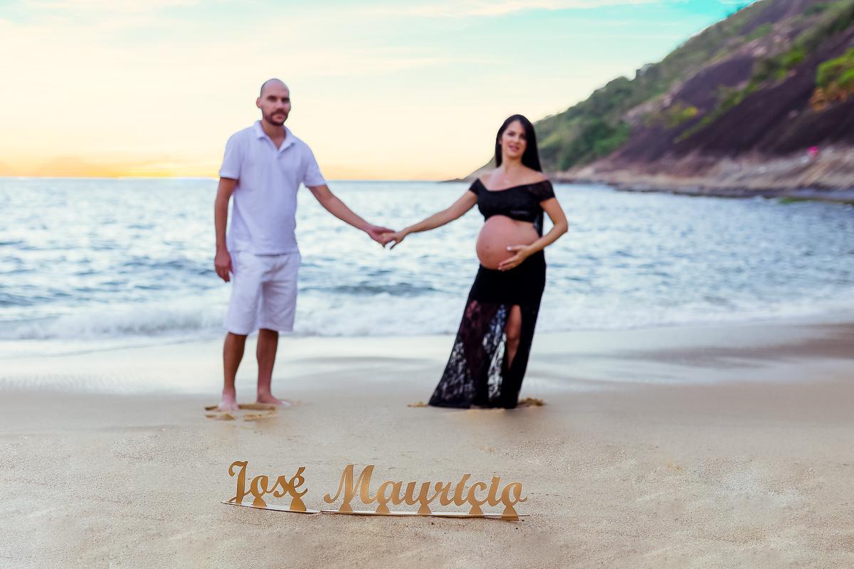 idéias de fotos grávida