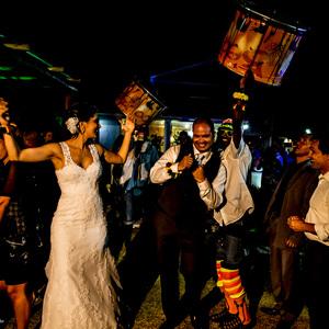 Casamento - Wedding de Aline D'Eça e Jackson