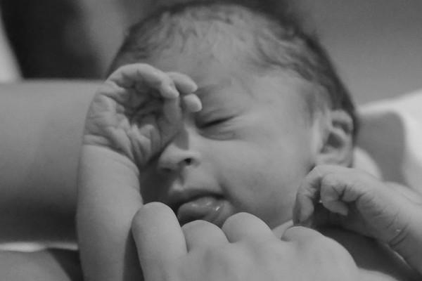 Parto de Nascimento Luiza