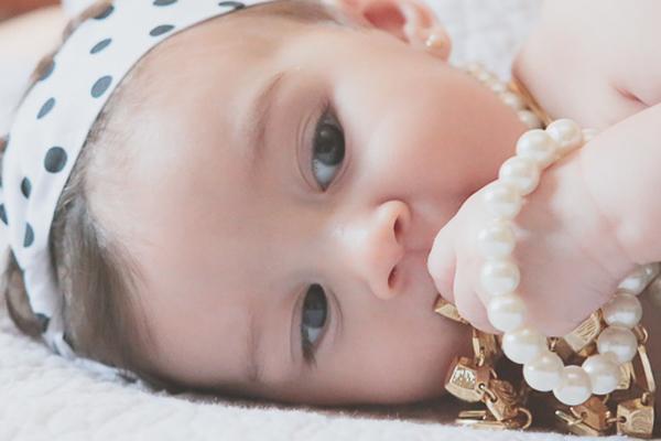 Bebê de Luisa - 6 meses