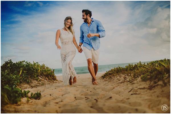 Pré Casamento de Nathália+Gabriel