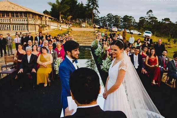 Casamentos de Flávia e Celmar I Casamento ao ar livre I Ouro Preto I Hotel Relicário I Fotógrafo de Casamentos em BH