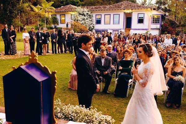 Casamentos de Ana e Bruno / Casamento na Fazenda da Caieira