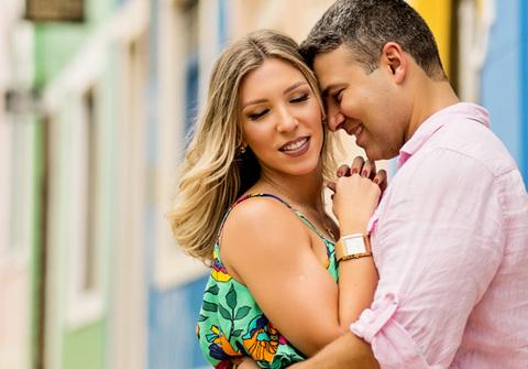 Ensaios de casais de Andréia + Monteiro