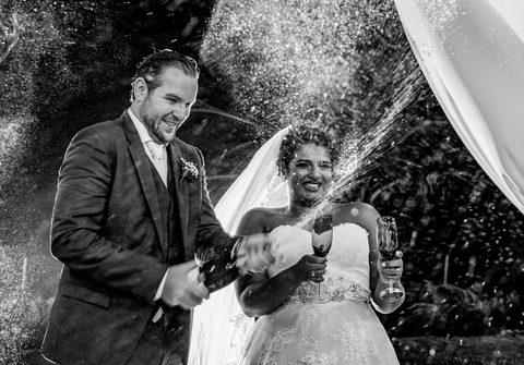 Casamento de Gaby + Pim