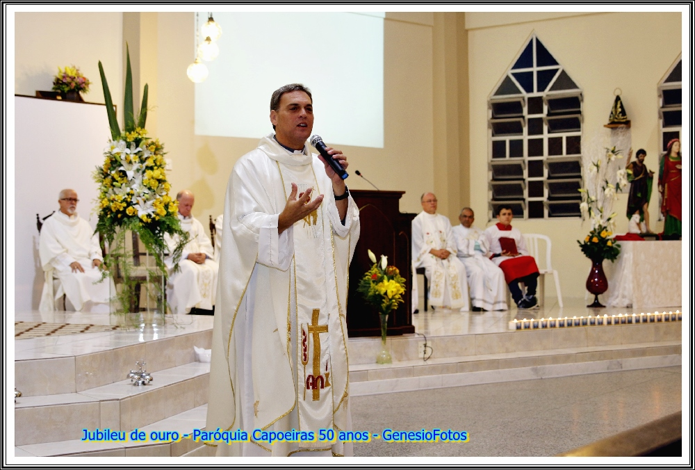 Foto de 50 ANOS - Paróquia Capoeiras