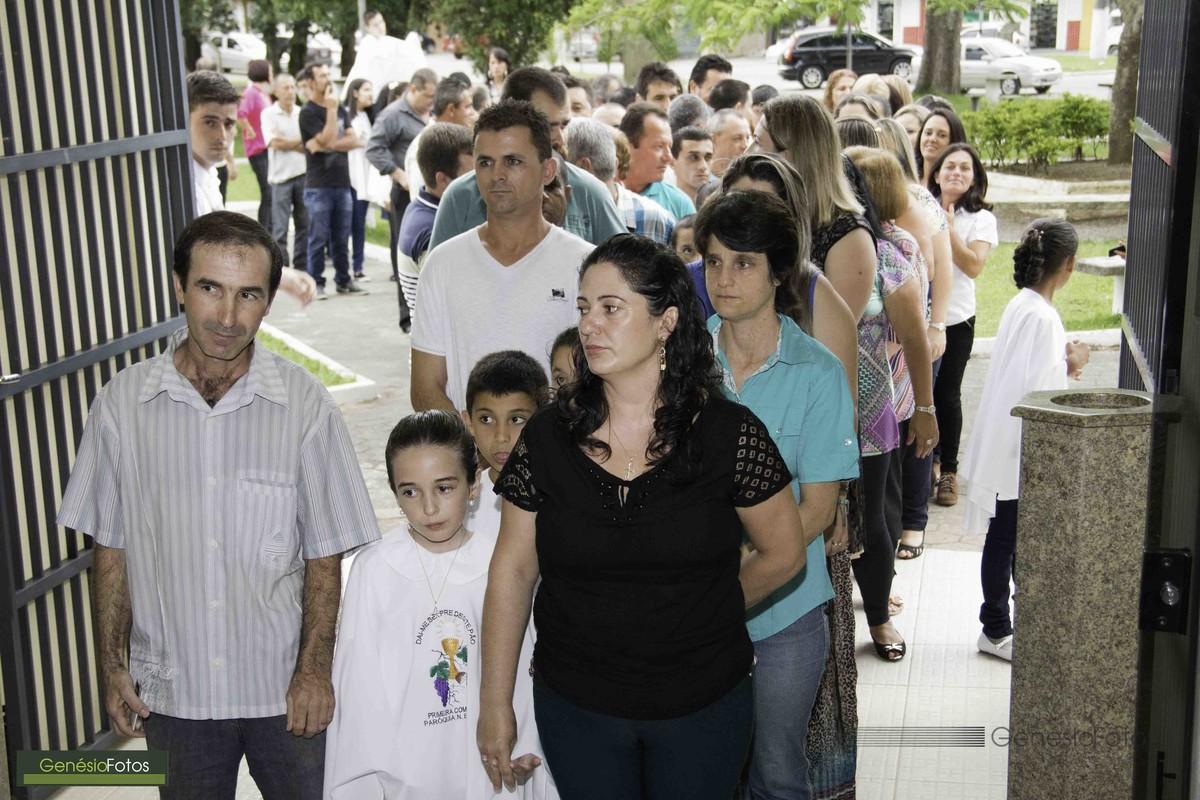 Foto de 1ª COMUNHÃO