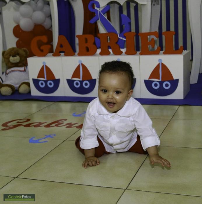 Foto de GABRIEL 1 ANO