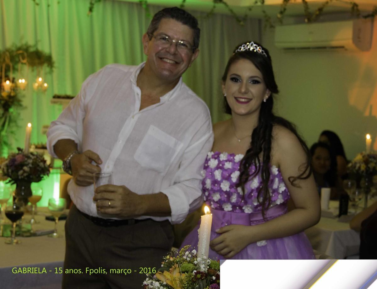 Foto de GABRIELA - 15 ANOS