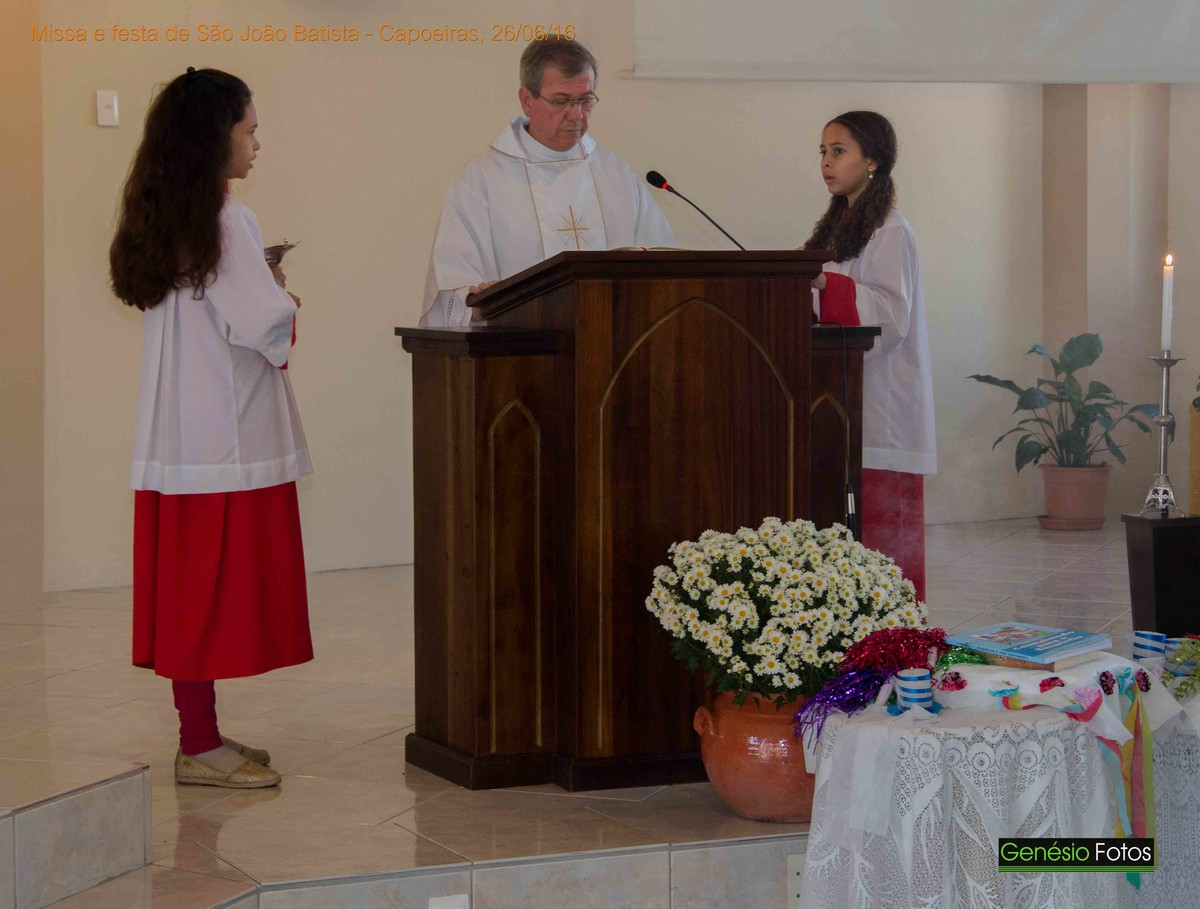 Foto de FESTA SÃO JOÃO BATISTA