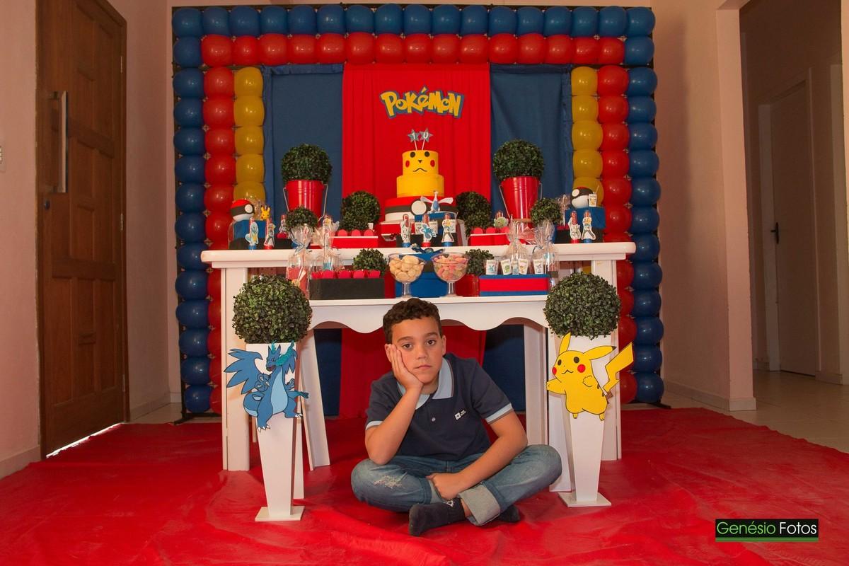 Foto de GUSTAVO - 10 anos