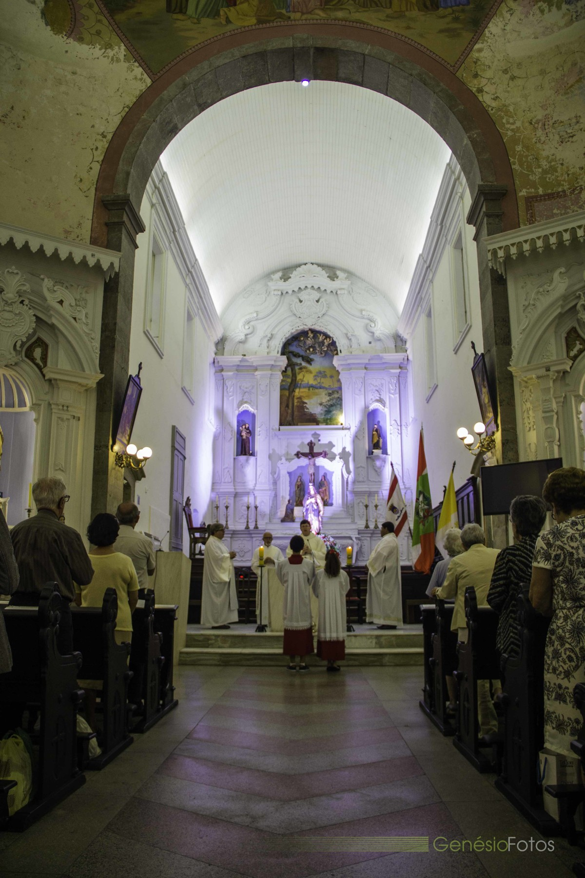 Foto de GenesioFotos na festa de Santa Catarina