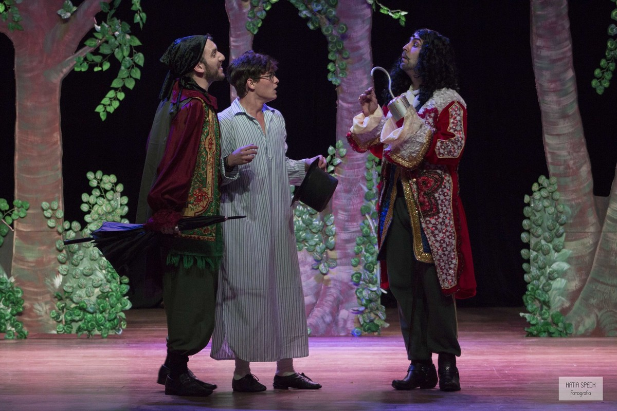 Foto de Peter Pan - O Musical