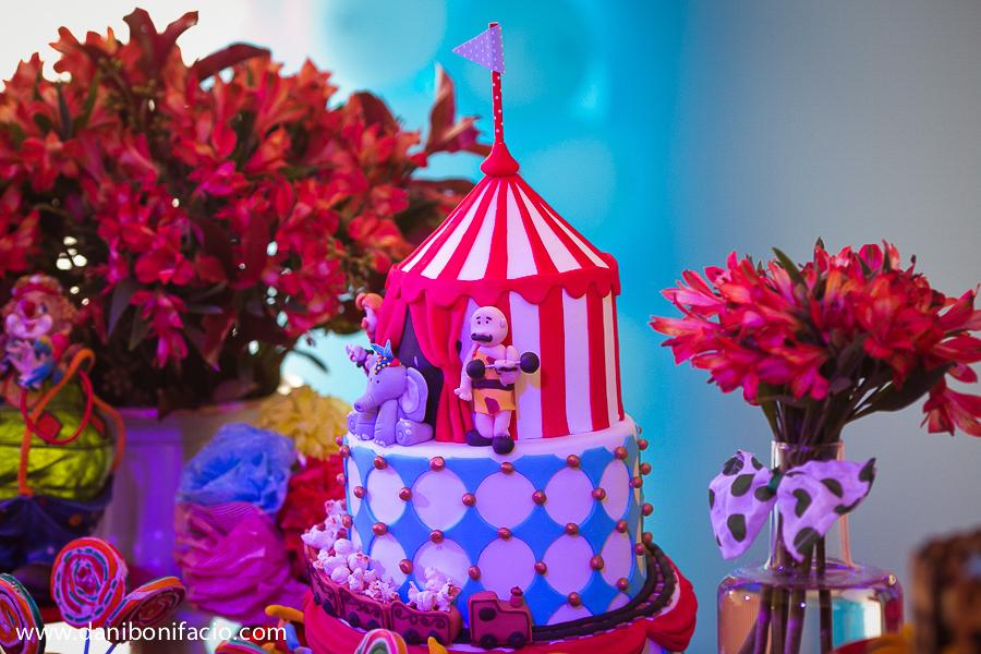 fotografia de decoração de festa infantil