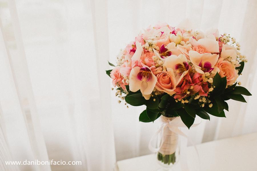 fotografia de casamento buque da noiva