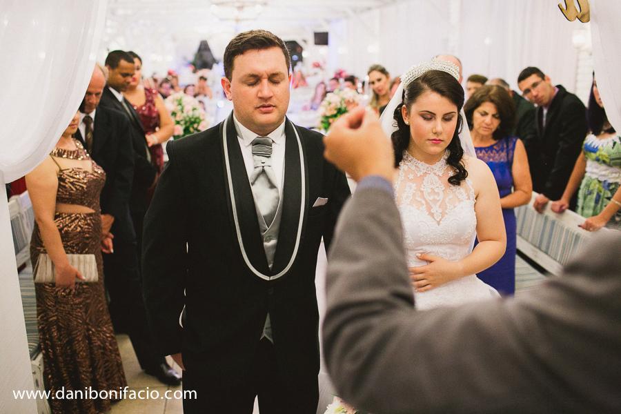 benção de casamento