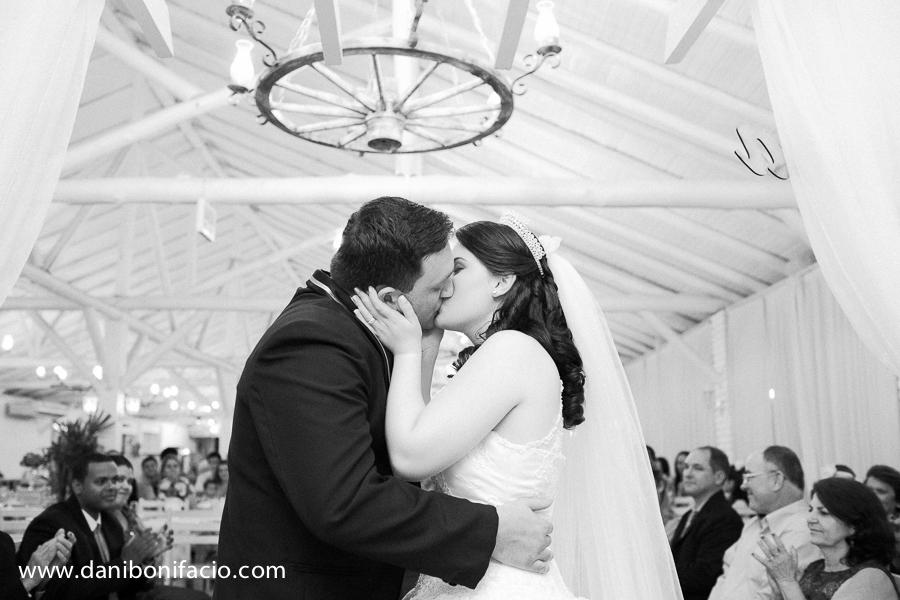 momento mágico beijo