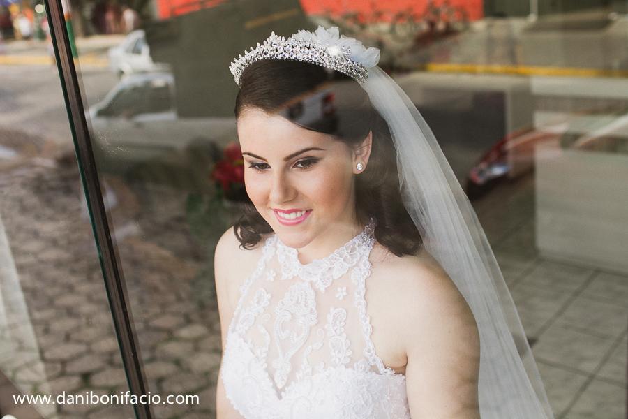 veu da noiva