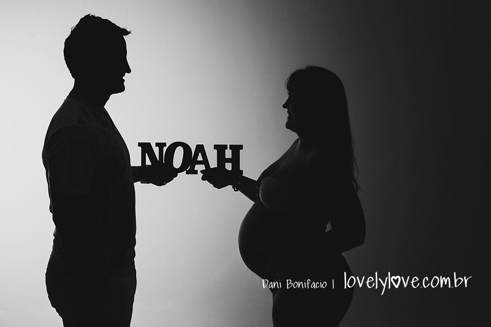 book fotografico de gravida