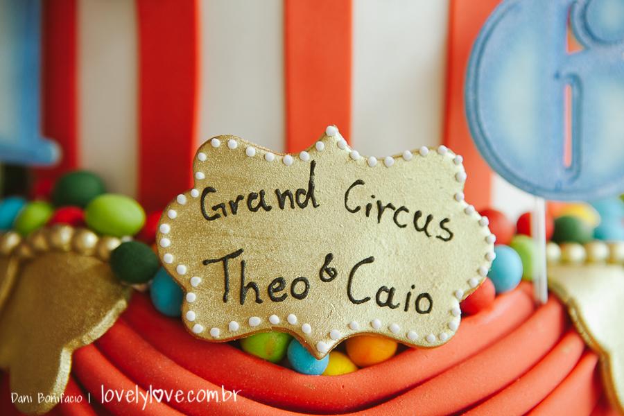 aniversario de circo