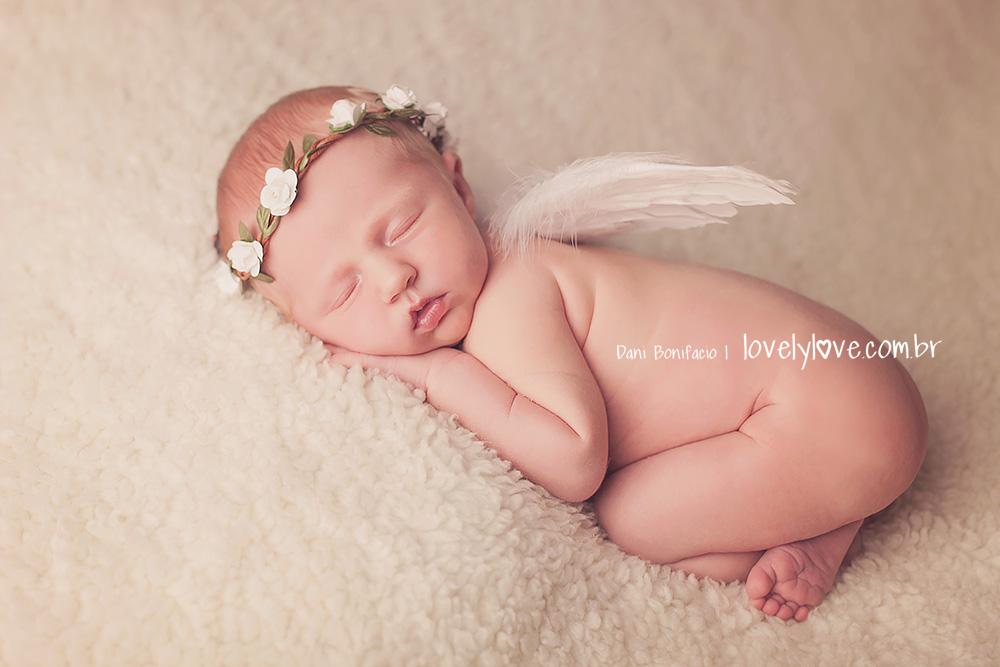 fotografa de ensaio newborn