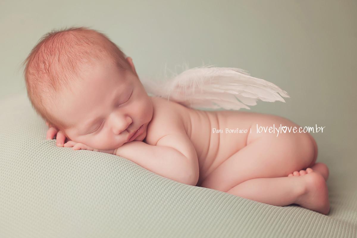 ensaio fotografico de recem nascido