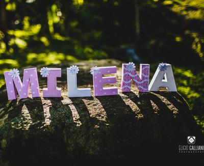 Chaylene + Laerte  à espera de Milena