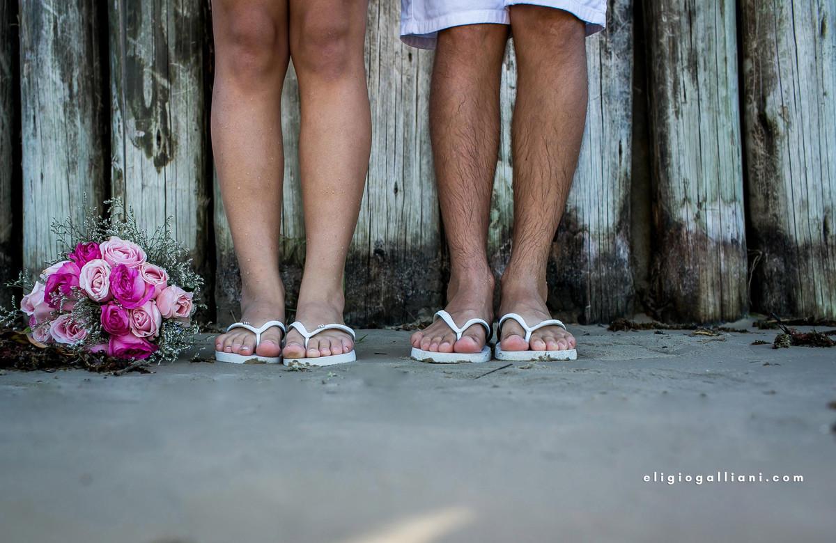 Foto de Ariele e Anderson