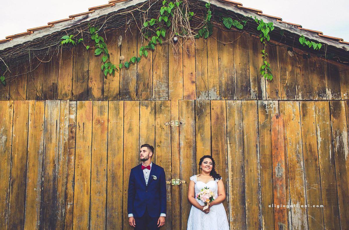 Foto de Débora e Jackson