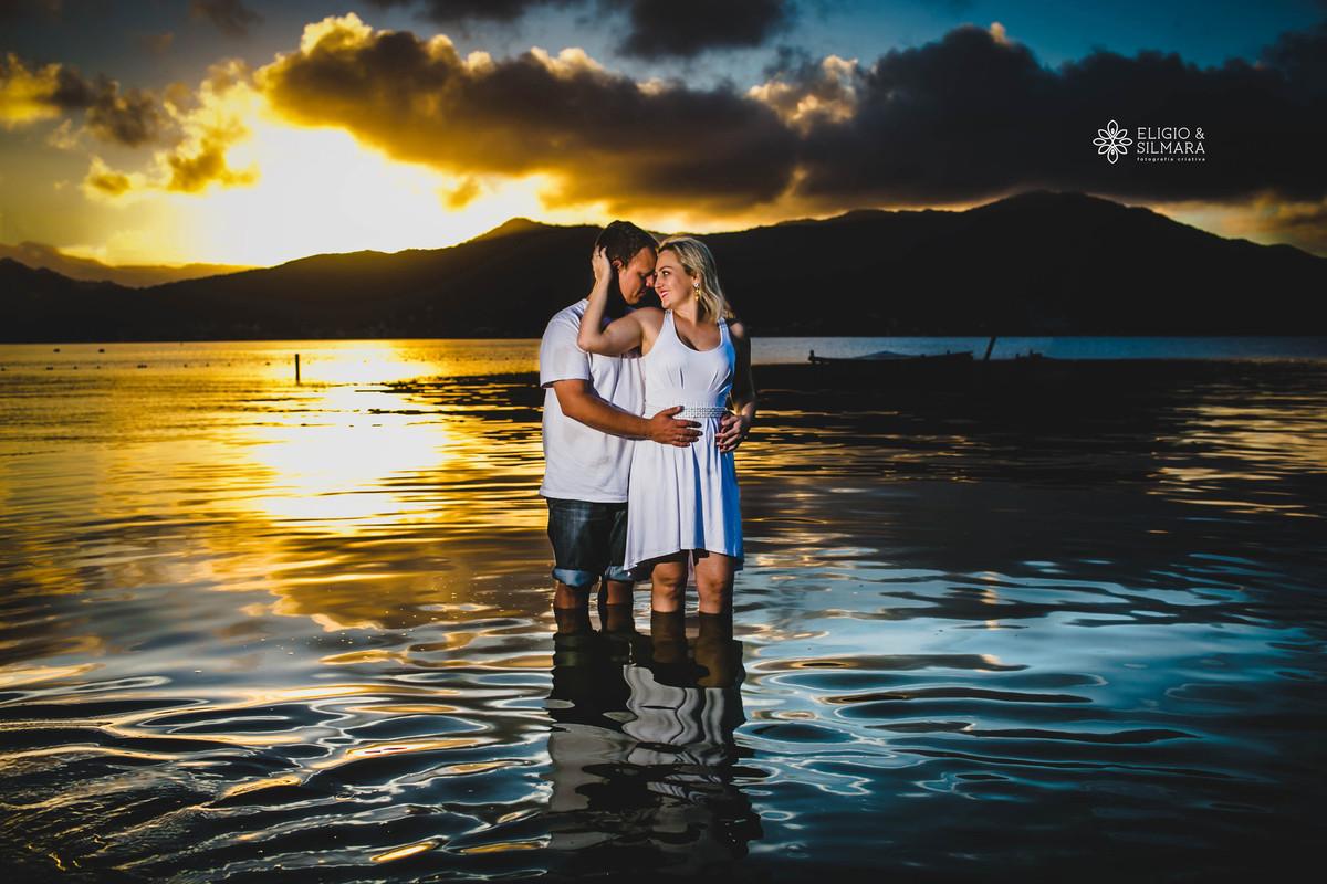 Foto de Kelly e Marcos