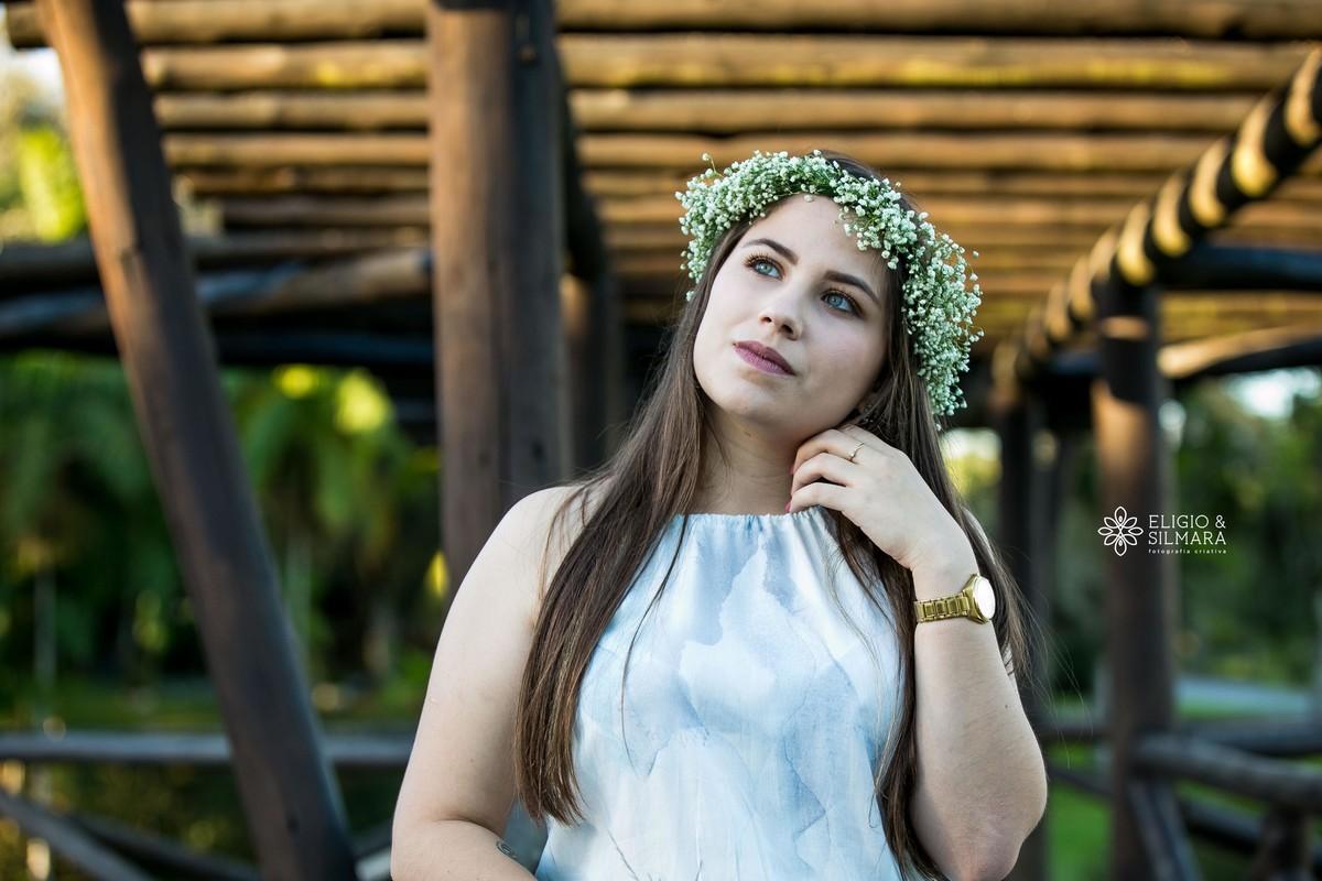 Foto de Carla e Thiago