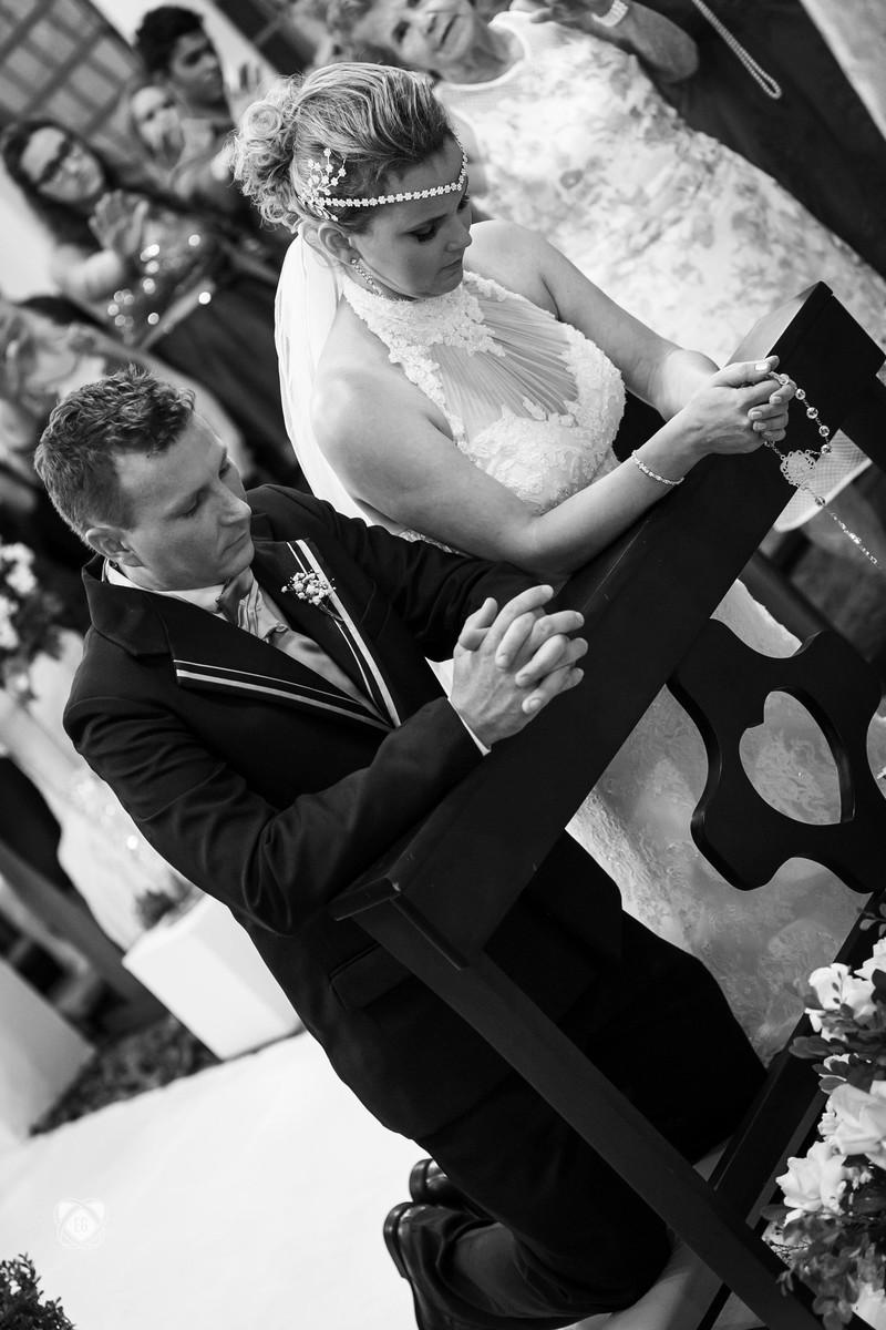 Cerimonia de casamento Igreja Jaraguá do Sul