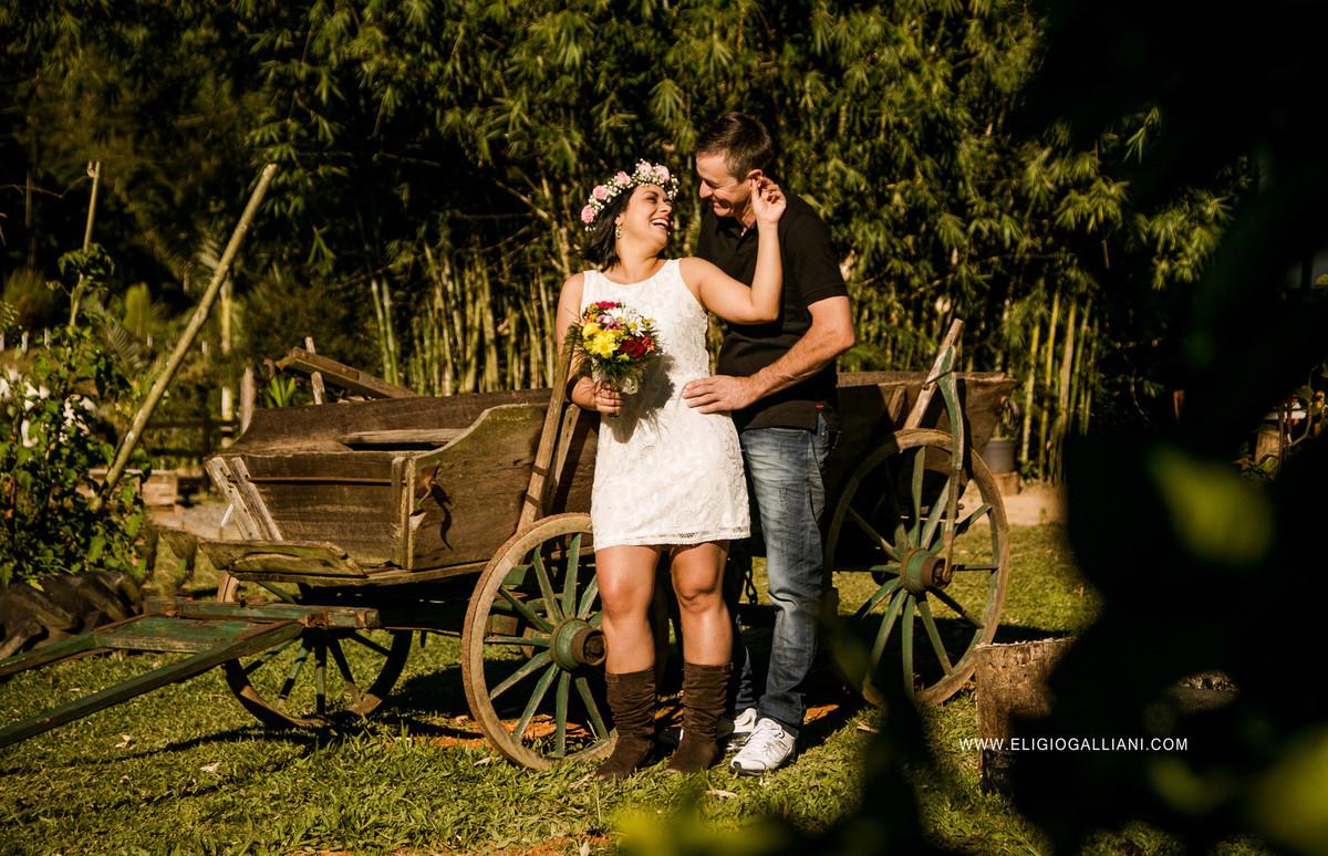 Fotos de ensaio pré-wedding