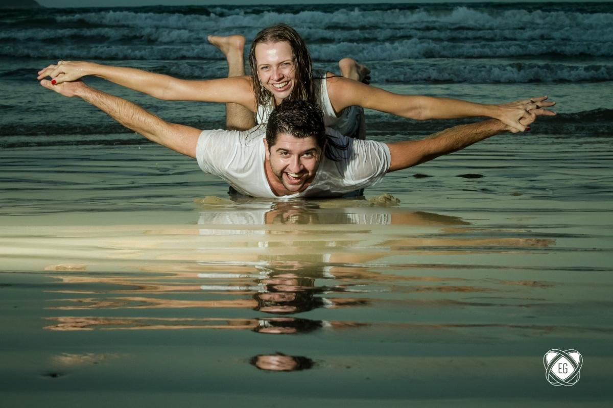 Foto de Chaylene e Laerte