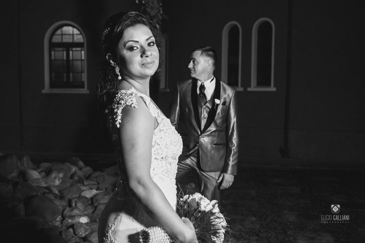 Foto de Vanderlea e Dinho